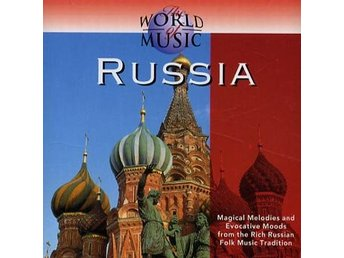 World Of Music / Russia (CD)