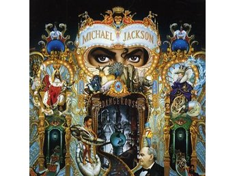 Jackson Michael: Dangerous 1991 (Rem) (CD)
