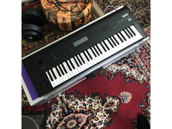 Korg Wavestation EX inkl Holmberg Case
