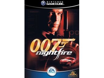 James Bond 007 - Nightfire  - Nintendo Gamecube