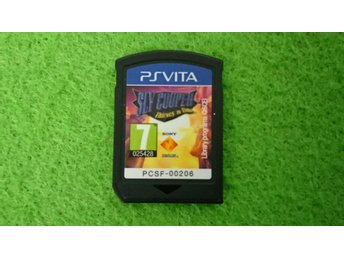 PS Vita Sly Cooper Thieves in Time Playstation Vita
