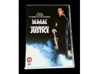Out for Justice (DVD) Steven Seagal / William Forsythe / Gina Gershon