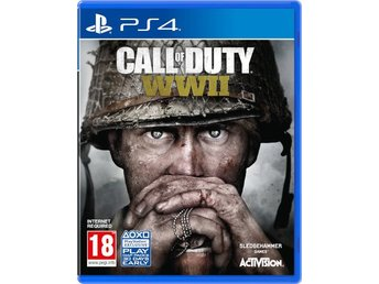 call of duty ww2 PS4 nyskick