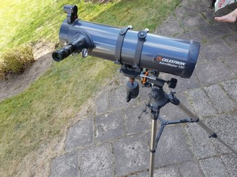 Celestron AM 130eq