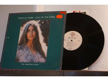 Emmylou Harris - Light of the Stable -  LP (Vinyl)
