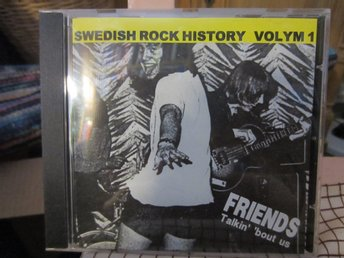 friends-talkin bout us  swe 60s pop garage punk