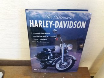 The Ultimate Harley Davidson  Book