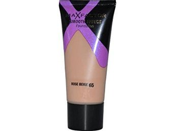Max Factor Smooth Effect Foundation, Rose Beige 65