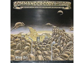 Commander Cody and his lost planet airmen  Live from deep in the heart of Texas