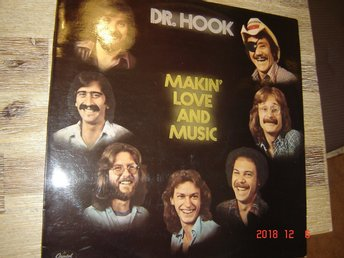 Dr.Hook - Makin' love and music