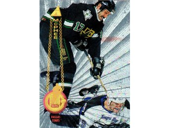 1994-95 Pinnacle 105 Mike McPhee Dallas Stars Rink Collection
