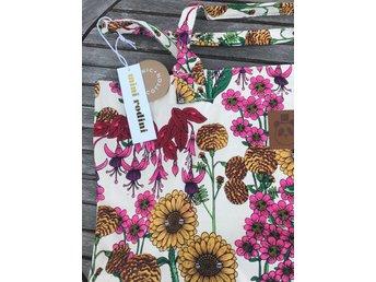 Mini Rodini väska strandbag garden bag