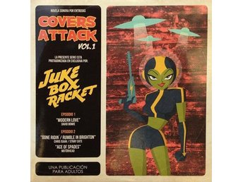 JukeBox Racket - Covers Attack Vol.1 EP - 7'' NY - FRI FRAKT