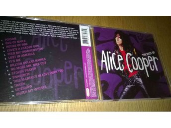 Alice Cooper - The Best Of Alice Cooper, CD