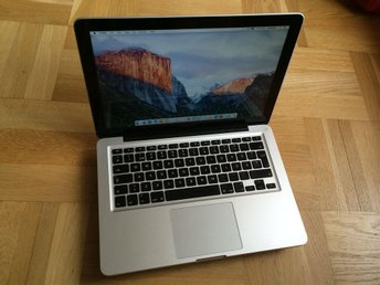 "MacBook Pro 13"" - 2,5GHz Core i5, 8GB, 256GB SSD, nytt batteri"