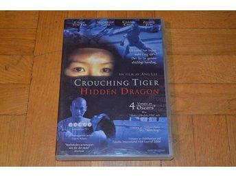 Crouching Tiger Hidden Dragon ( Ang Lee Chow Yun Fat ) DVD - Töre - Crouching Tiger Hidden Dragon ( Ang Lee Chow Yun Fat ) DVD - Töre