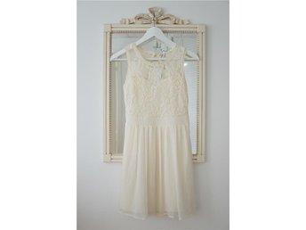 Vacker spetsklänning str. S - Falun - Vacker spetsklänning str. S - Falun
