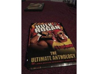 WWE Hulk Hogan 3 disc dvd Samlingsbox - Segmon - WWE Hulk Hogan 3 disc dvd Samlingsbox - Segmon