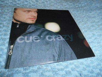Cue - Crazy (cd-singel) nyskick!!