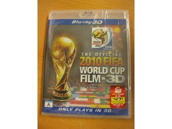 THE OFFICIAL 2010 WORLD CUP FILM IN 3D - BLU-RAY 3D - NY, INPLASTAD