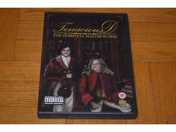 Tenacious D - The Complete Masterworks ( Jack Black ) 2-Disc - DVD