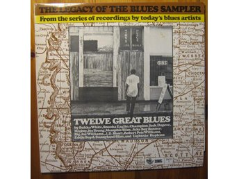 The legacy of the blues sampler