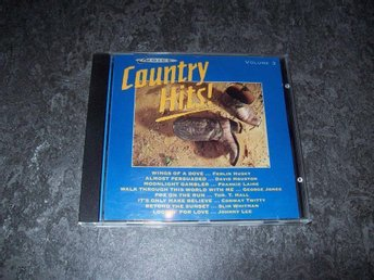 CD Country Hits