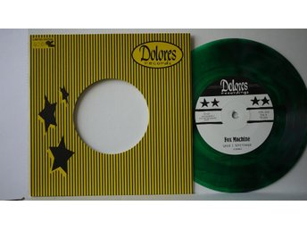 "Fox Machine - When I Was Young  7""   2009   Dolores  Limited"