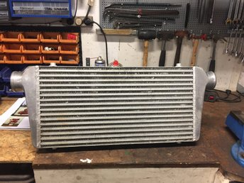 "Intercooler 3"" Alu IC"