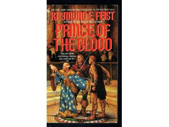 Raymond E. Feist - Riftwar - Prince of the blood (På eng)
