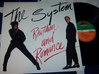 SYSTEM THE - RHYTHM AND ROMANCE LP 1989 GER - Sundsvall - SYSTEM THE - RHYTHM AND ROMANCE LP 1989 GER - Sundsvall