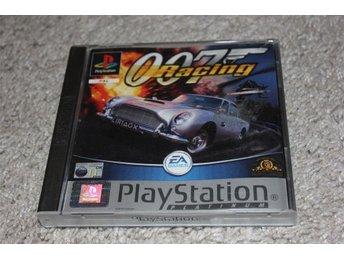 007 racing till playstation 1 (ps1) - Ljungby - 007 racing till playstation 1 (ps1) - Ljungby