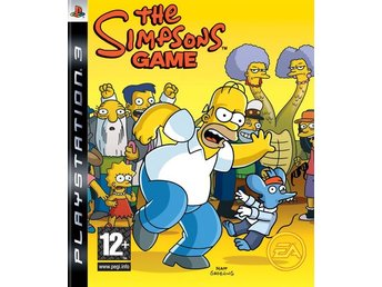 The Simpsons Game - Playstation 3