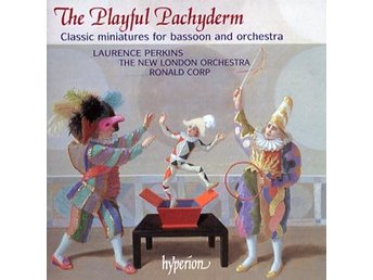 Perkins Laurence: Playful pachyderm (CD)