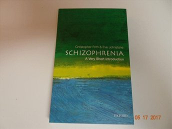 Bok : Schizophrenia a very short introduction