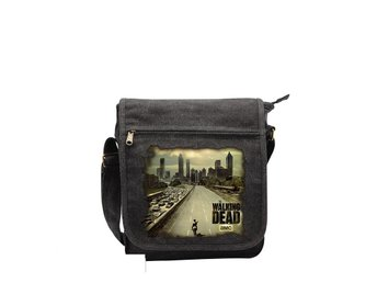 Messenger Bag - TV - The Walking Dead - Atlanta Small Size