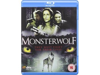 Monsterwolf - Bluray Blu-Ray