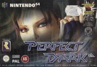 N64 - Perfect Dark (Komplett) (Beg)