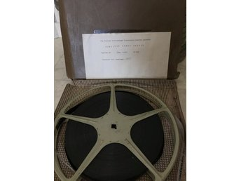 16mm film: The Hamilton Power Survey