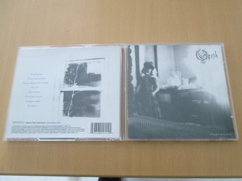 OPETH - DAMNATION - 82876 82911 2 - EU 2006 REISSUE.