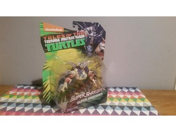 Turtles Super Shredder Retro