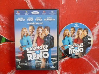 WAKING UP IN RENO, KOMEDI, DVD, FILM