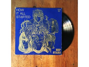 Hep Stars - How It All Started LP | Original | Beat