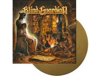 Blind Guardian -Tales from the twilight worl lp gold ltd 500