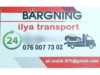 Bil transport