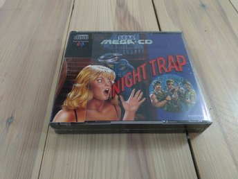 Night Trap - Sega Mega CD