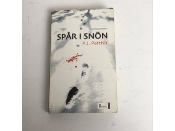Bok, Spår i snön, P.J. Parrish , Pocket, ISBN: 9177158938, 2001