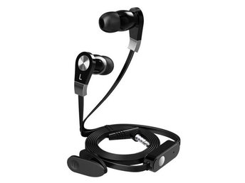 Langsdom JM02 Super Bass In-Ear Hörlurar (Svart)
