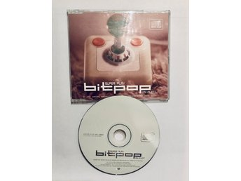 Super Play Bit Pop vol 1 en unik samling spelmusik i samarbete med Chris Abbott