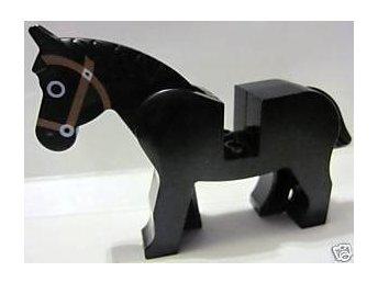 tillbehör till häst